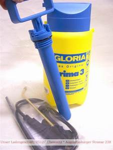 Gloria Prima 3 : gloria druckspritze 3 liter prima 3 hochdruck spr hger t whx ebay ~ Buech-reservation.com Haus und Dekorationen