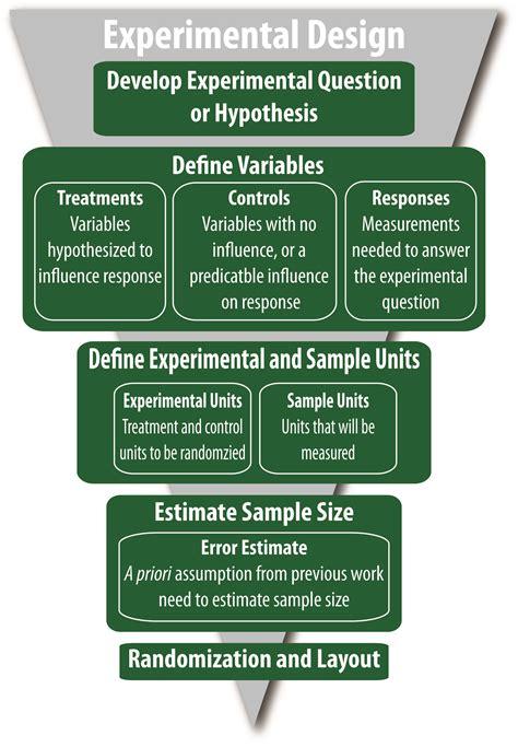 experimental design exles experimental design aynise benne