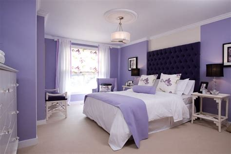 Ideas For A Lilac Bedroom by Lilac And White Bedroom Enchanting Places Spaces