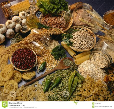 italian cooking ingredients stock photography image