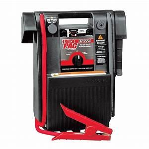 Heavy Duty Truck Battery Booster Pac Jump Starter Pack Box