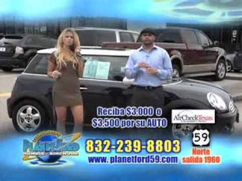 Planet Ford Humble   YouTube