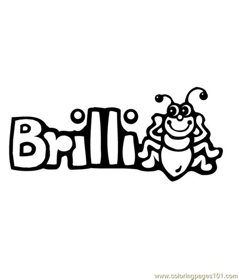 brilliant word coloring page  alphabets coloring pages coloringpagescom