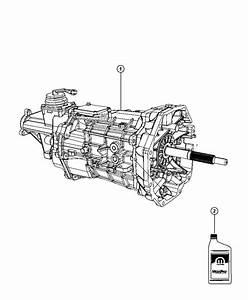 Dodge Viper Trans  Transmission  Transaxle