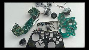 Xbox One Controller Parts Diagram