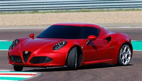 Alfa Romeo 4c Cost by Official Alfa Romeo 4c To Cost 163 45 000 In Uk Msn Cars