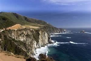 Coastal, Landscape, And, Scenery, In, California, Image