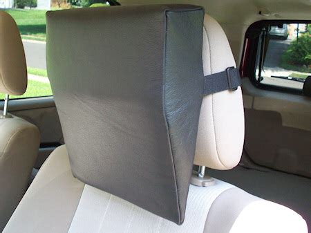 Auto Accessory Add Headrest Car Neck Support