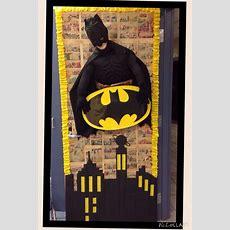 Superhero Classroom Batman Door Decoration  New Classroom  Pinterest  Superhero Classroom
