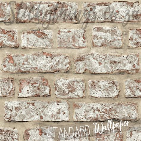 3d Brick Wallpaper South Africa by Realistic Brick Wallpaper Rustic Brick Wallpaper Mural
