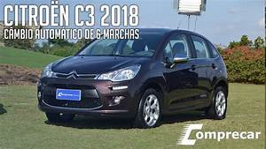 Citro U00ebn C3 2018 Com C U00e2mbio Autom U00e1tico De 6 Marchas