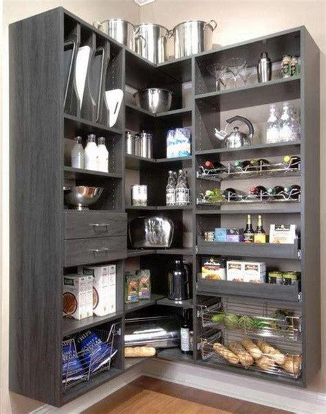 Pantry Cabinet Organization Ideas by 31 Kitchen Pantry Organization Ideas Storage Solutions