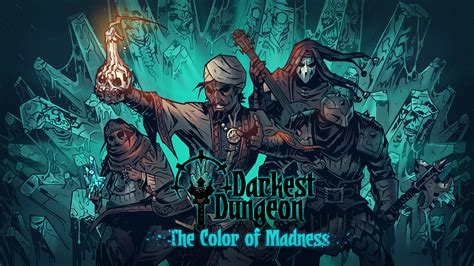 darkest dungeon  color  madness  steam