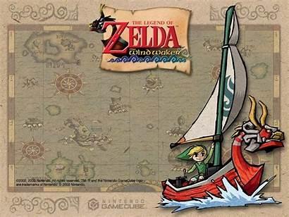 Waker Zelda Legend Wind Wallpapersbq