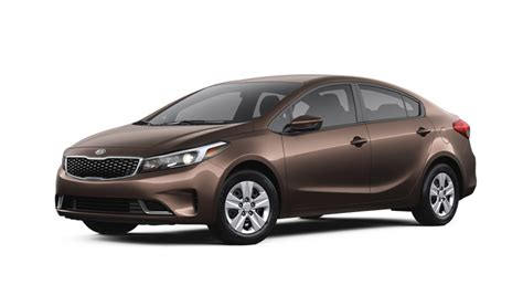 kia forte exterior color options  technical specs