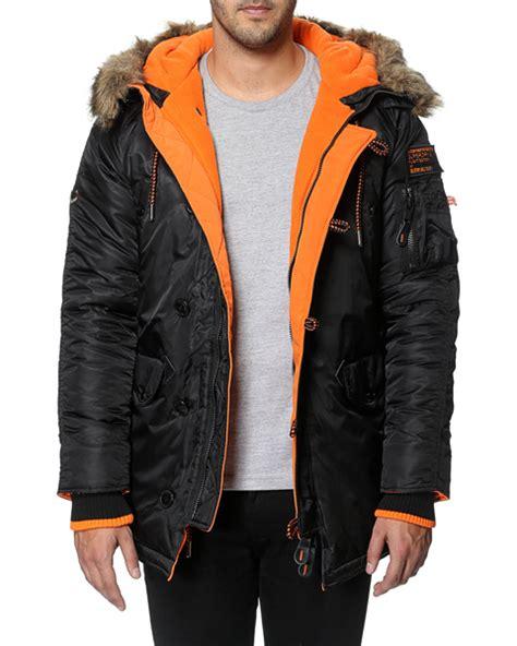 Die neuen Superdry Jacken für den Winter 20142015