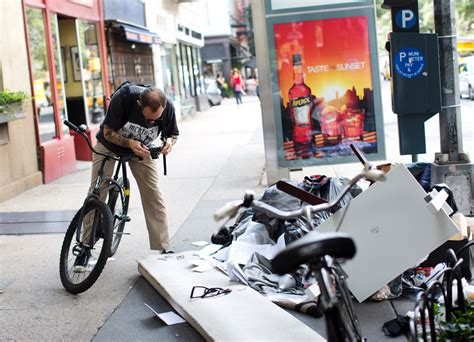 """Terry Richardson At Work """"on The Street"""", New York « The"""
