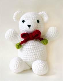 Teddy Bear Crochet Pattern Free