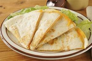 Cheese Quesadilla Nutrition | LIVESTRONG.COM