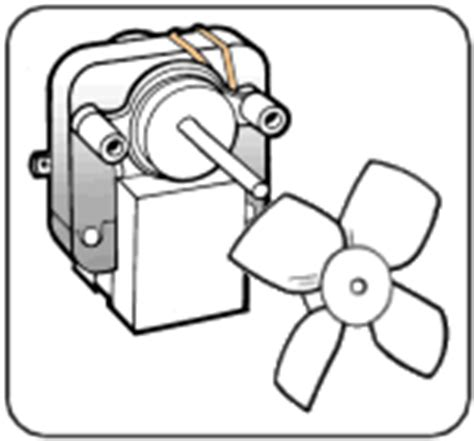 refrigerator fan not running repair guide roper refrigerator compressor not working