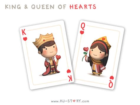Check out our king and queen wall decor selection for the very best in unique or custom, handmade pieces from our wall décor shops. King and Queen of Hearts by hjstory on DeviantArt