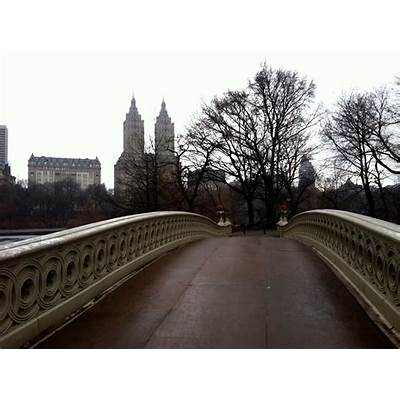The Geeky Traveler: Central Park's Bow Bridge – DOCTOR WHO