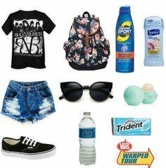 Warped tour 2015 outfit | Concerts. | Pinterest | Warped ...
