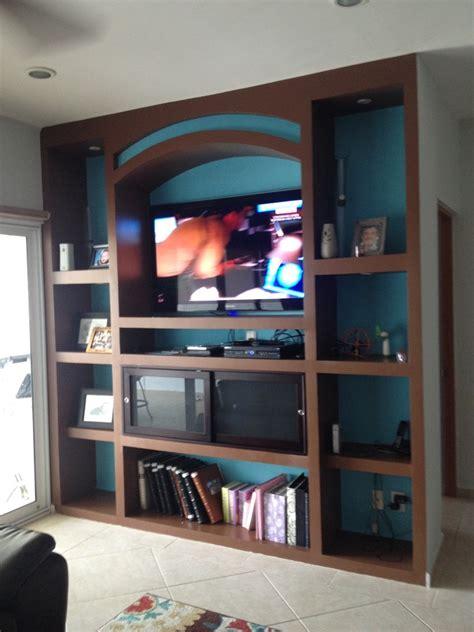 foto mueble tablaroca terminado de servitech mx