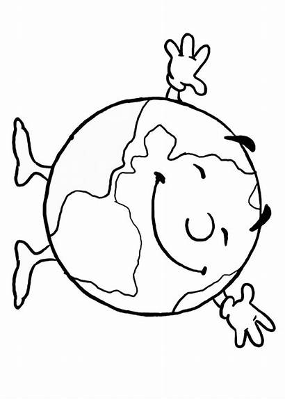 Earth Coloring Pages Coloring2print
