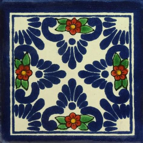 traditional mexican tile sombra mexican tile designs