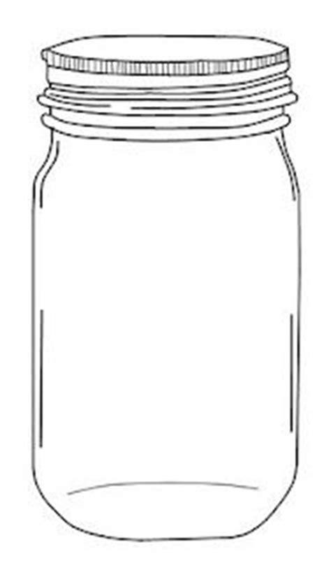 mason jar template  pinterest mason jars templates