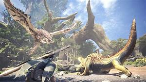 Community Blog By JuIc3 Impressions Monster Hunter World