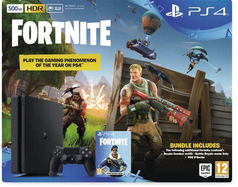 fortnite playstation  bundel met exclusieve skin nu