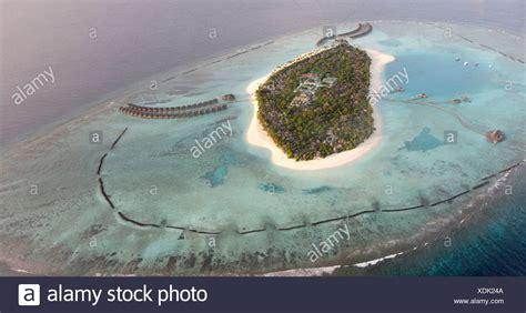 Maldives Aerial Resort Stock Photos And Maldives Aerial