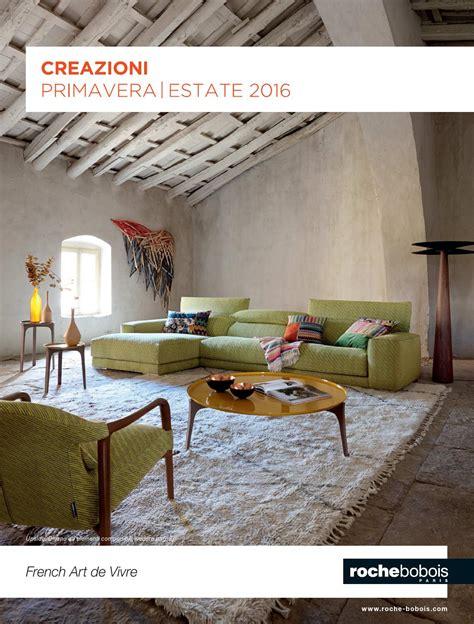 Catalogue Roche Bobois Primavera 2016 By Mobilpro