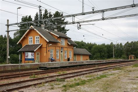 krakstad station wikipedia