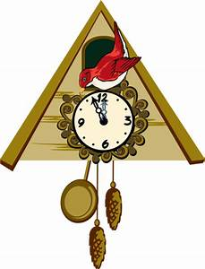 Cuckoo Clock Clipart - Clipart Suggest
