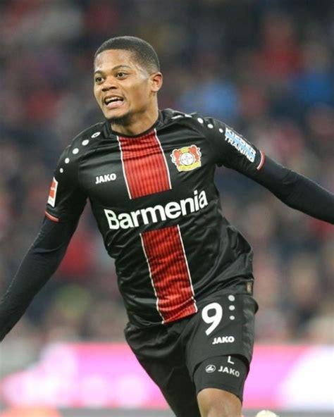 Leon Bailey, a highlight for Bayer Leverkusen's season