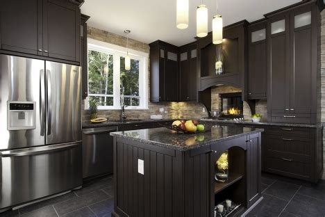 custom kitchen designs pictures wood 2 cuisimax 6384