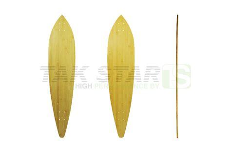 carbon fiber drop deck longboard blank bamboo longboard decks wholesale bamboo with