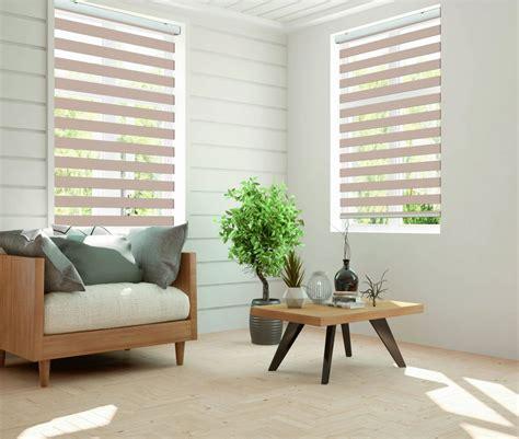 zebra blinds    space