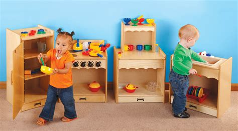 Toddler Kitchen Set Play With A Purpose