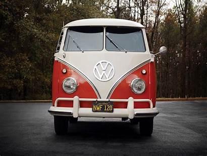 Bus Vw Volkswagen Wallpapers Samba T1 Deluxe