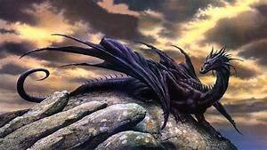 Black Dragon Desktop Wallpapers 10039 - Amazing Wallpaperz