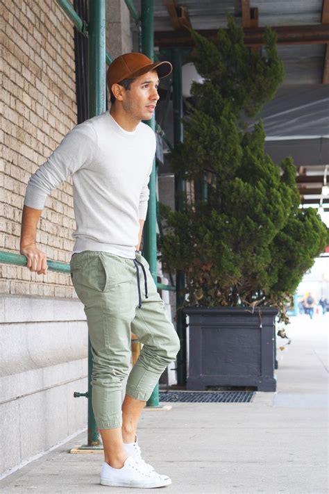 How to Show Fashion Looks by Menu2019s Jogger Pants? - Men Fashion Hub
