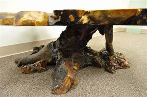 quotan original star dustquot burlwood co california redwood With redwood coffee table for sale