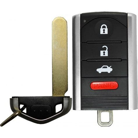 key fob fits acura rdx   keyless remote fcc id