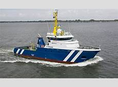Seismic Research Support Vessel