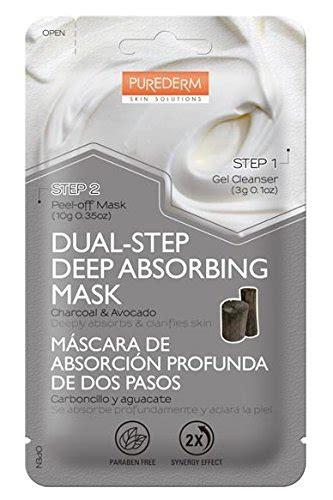 Amazon.com : PUREDERM DUAL-STEP Purifying Mud facial Mask