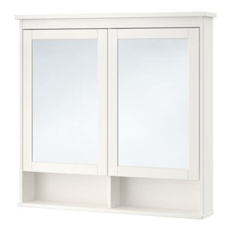 Armoire A Pharmacie Ikea by Hemnes Mirror Cabinet With 2 Doors White 40 1 2x6 1